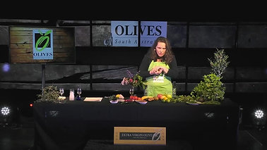 Cellar Door Experience - Olives