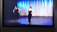 Charleston meets Folklore   Jubiläumshow von Kassia und Safar Welttanz