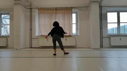 Walking Steps | Improvisation | Training