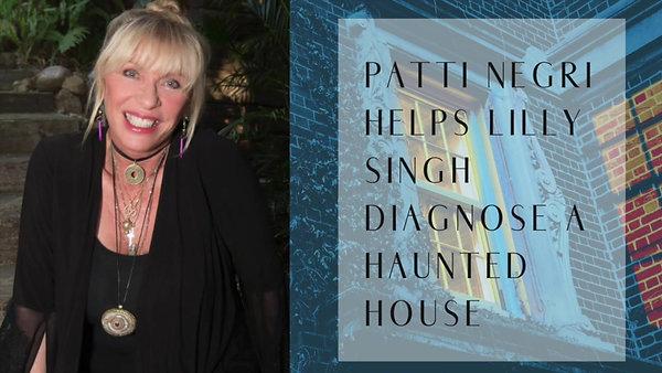 Lilly Singh consults medium, Patti Negri: Ellen Clip