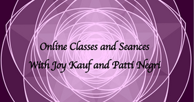 Metaphysical Chat About Distance Seance with Patti