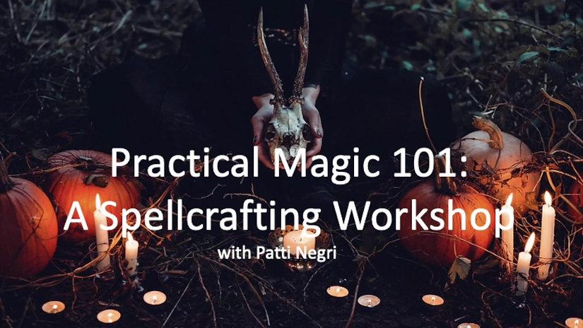 Practical Magic 101 Patti Negri