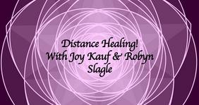 Distance Healing