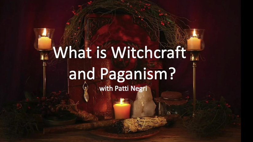 What Is Witchcraft and Paganism?