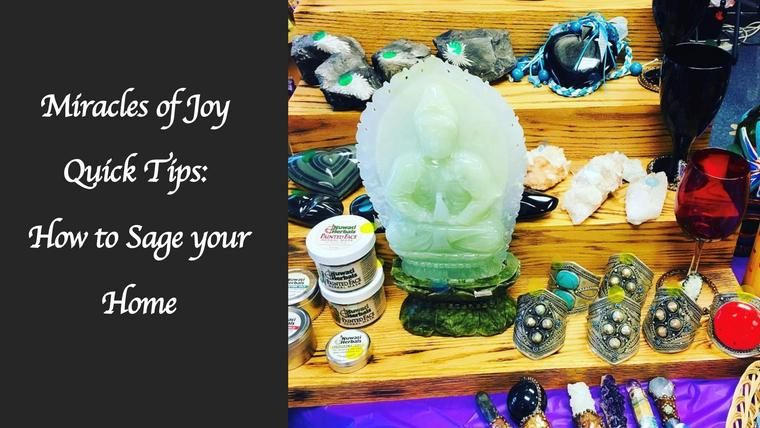 Miracles of Joy Quick Tips!