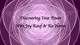 Discovering Your Power