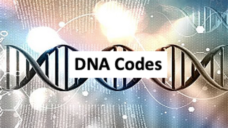 DNA Codes with Robyn
