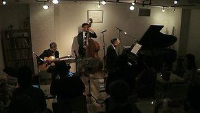 <フル動画>魚谷のぶまさTrio「とびだせ!JACK ver3.05」レコ初LIVE @ gallery zing