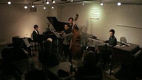 <フル動画>溝口恵美子&渡辺翔太Quartet w/萬恭隆&橋本現輝 &DJ Penny @ gallery zing