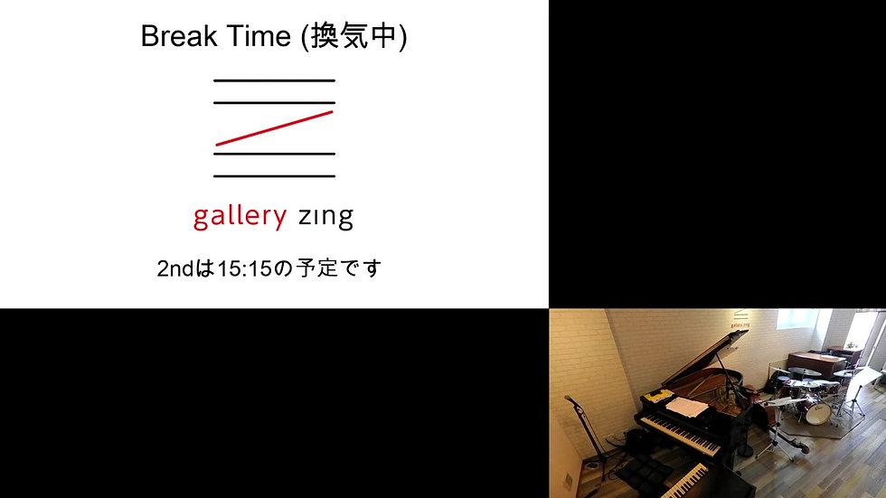 宮下博行Trio#3 w/斎藤敬司郎&松田ゴリ広士