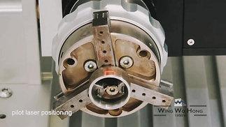 SiroLasertec Firescan marking system