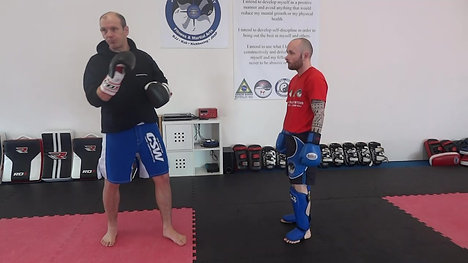 Kickboxing promo