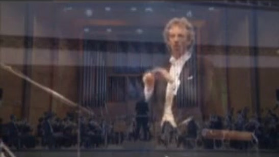 Derek Gleeson conducts New World Symphony, Mvt. 4, Dvorak