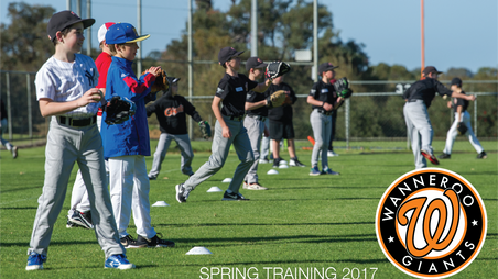 Wanneroo Giants Baseball Club Inc.