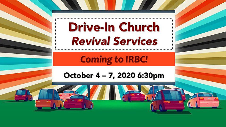 Drive In Revival: Return to the Fold