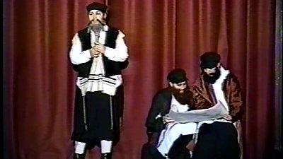 The Rebbe's Aron Kodesh
