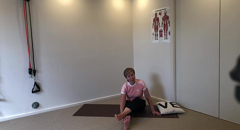 Feet and ankle stabilisation