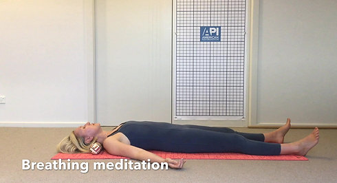 Yoga for neck and shoulders