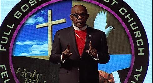 Convid 19 Social Distancing Appeal  from Bishop Joseph W. Walker-