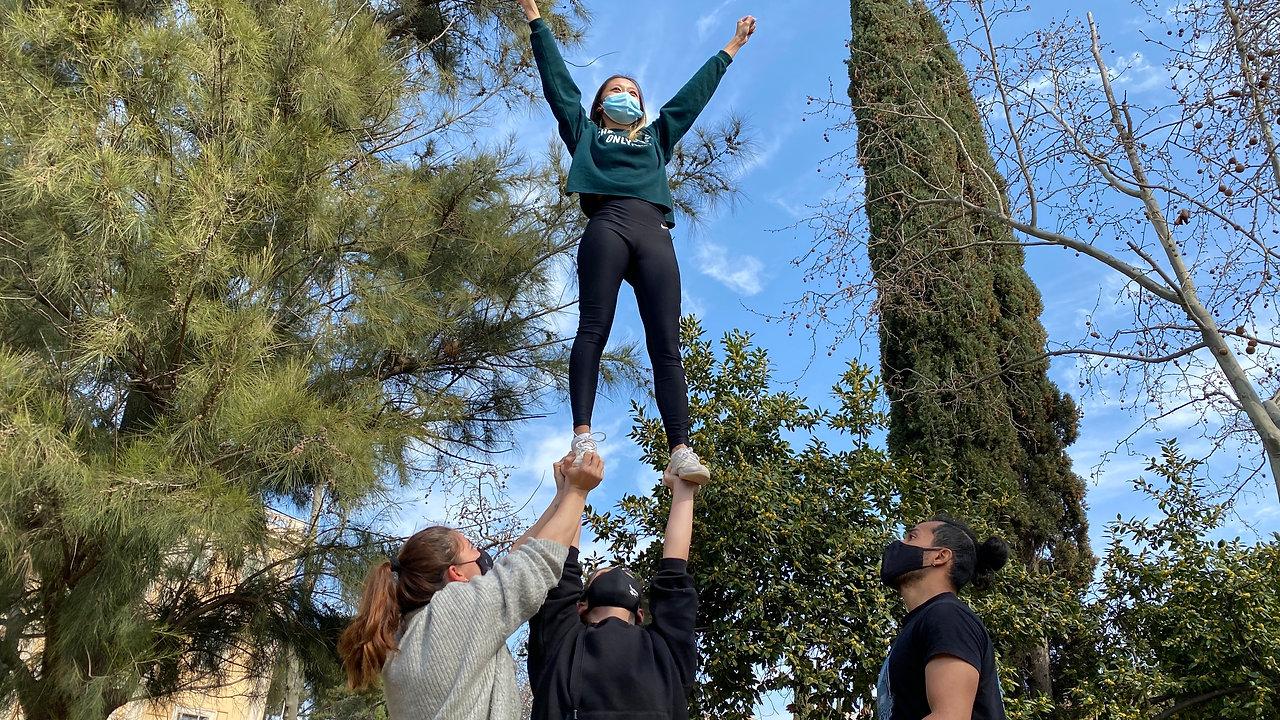 BCN Cheer - Open Practices