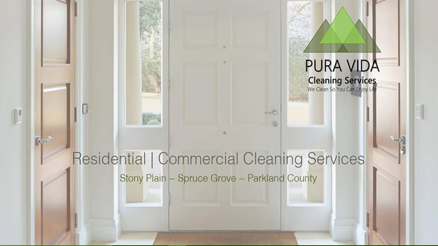 Pura Vida Cleaning Services
