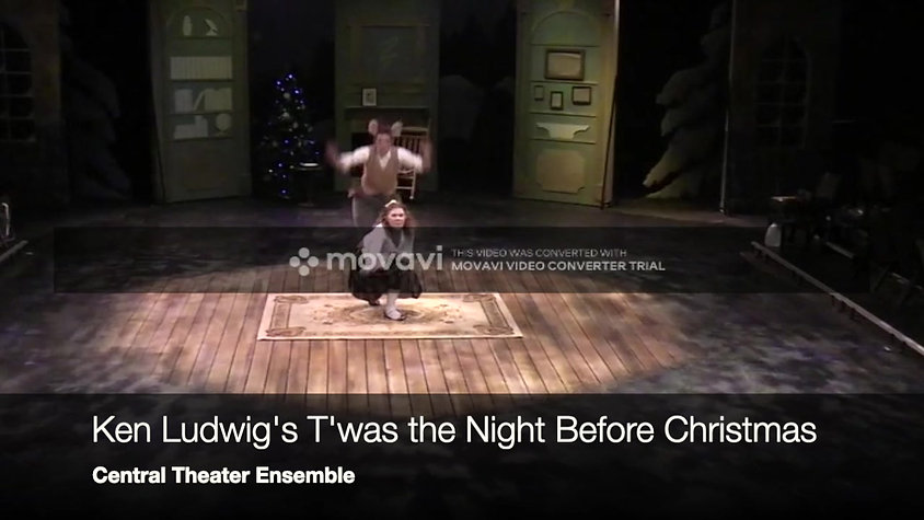 Ken Ludwig's T'was the Night Before Christmas
