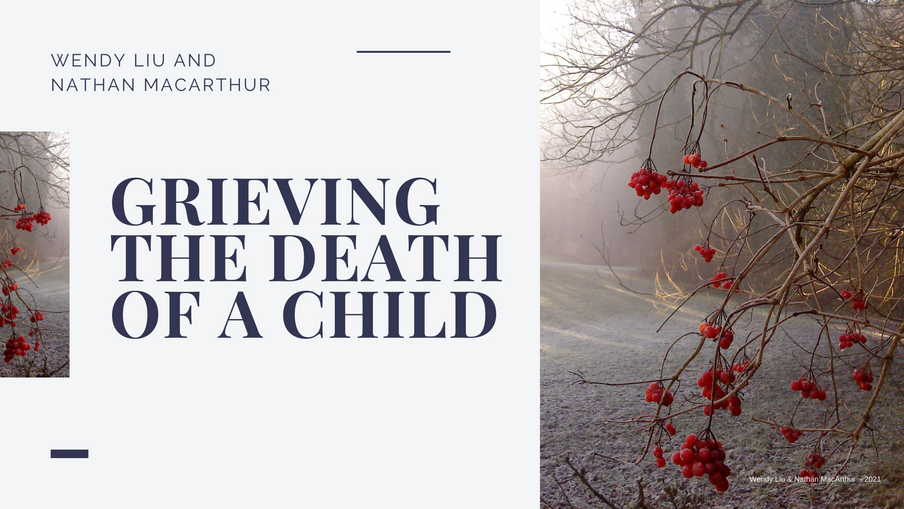 Grieving the Death of a Child