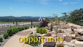 Scott Saddler AM, National Arboretum Canberra, Gift of Life Garden