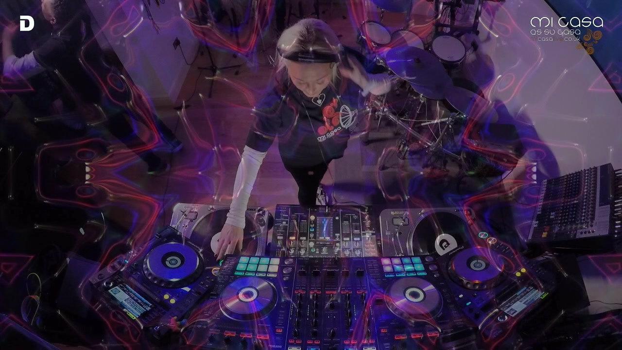 "Mi Casa Es Su Casa presents ""Interlaced Live"" | Lady T & Bongoman Flex"