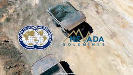 Nevada Gold Mines & SEG ( Drone & Editing )