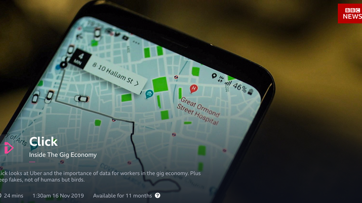 The Paradox of Uber