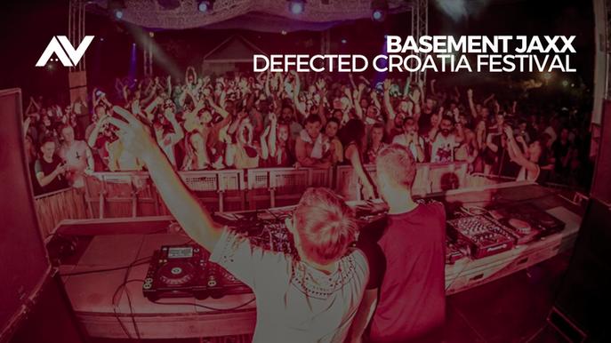 Basement Jaxx - Live from Defected Croatia 2018