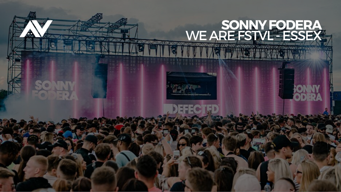 Sonny Fodera - Live from We Are FSTVL 2019