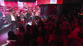 In Real Life perform on Jimmy Kimmel Live!