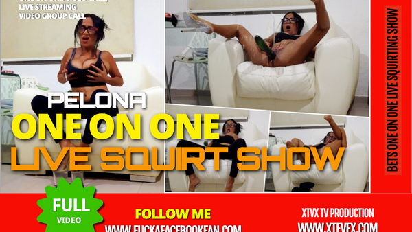 MY HOT SQUIRT LIVE SHOW
