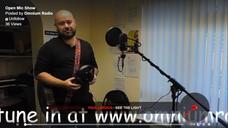 Jason Cordingley LIVE on the Open Mic Show