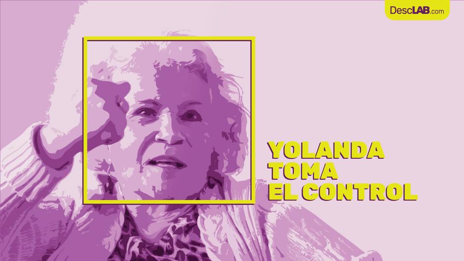 #YolandaTomaElControl