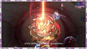 GESO2020 Hong Kong Region - Week 2 Tournament Report