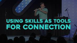 Bronkar Lee | Using Skills as Tools for Connection