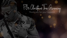 PJ Christmas Tree Giveaway