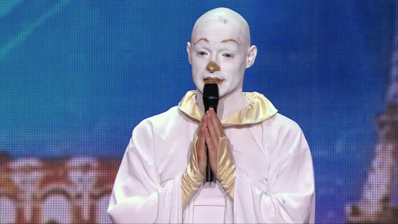 Pierrot Buto