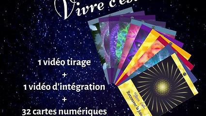 """Oracle numérique """"Vivre c'est ..."""""""
