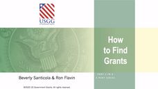 USGG How To Find Grants