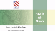 USGG  How to Win Grants