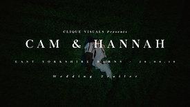Cam and Hannah  // The Barns Faxfleet // 29.06.19 // Wedding Trailer