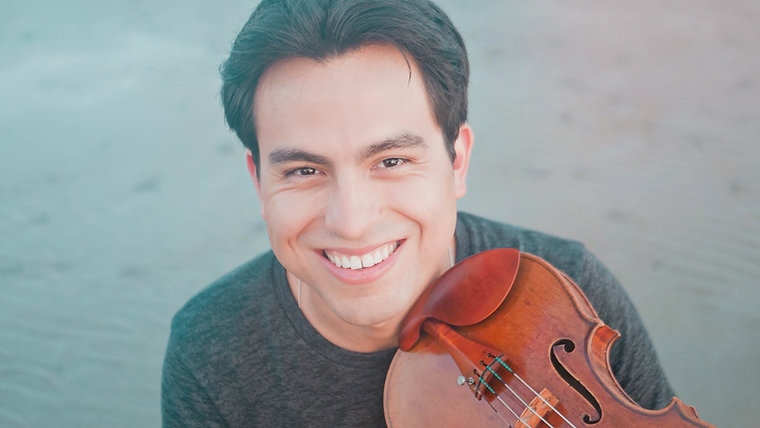 Jeremías Sergiani-Velázquez, violin