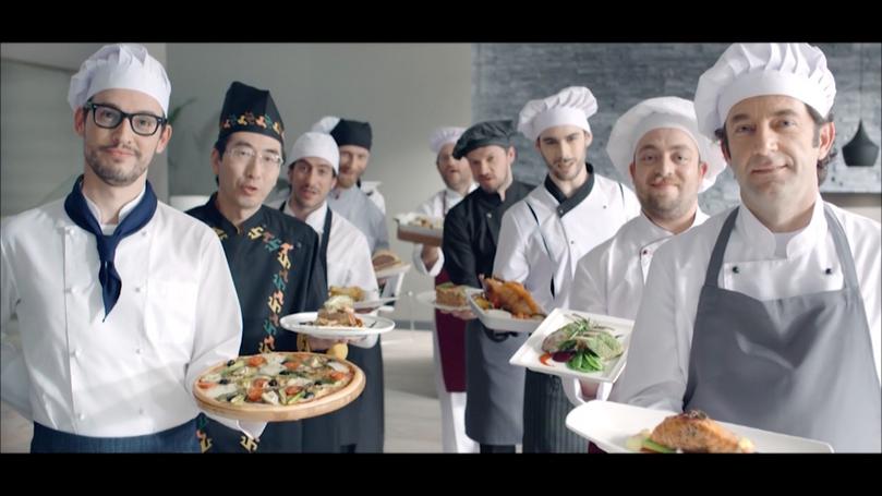 Siemens  - Cook Control