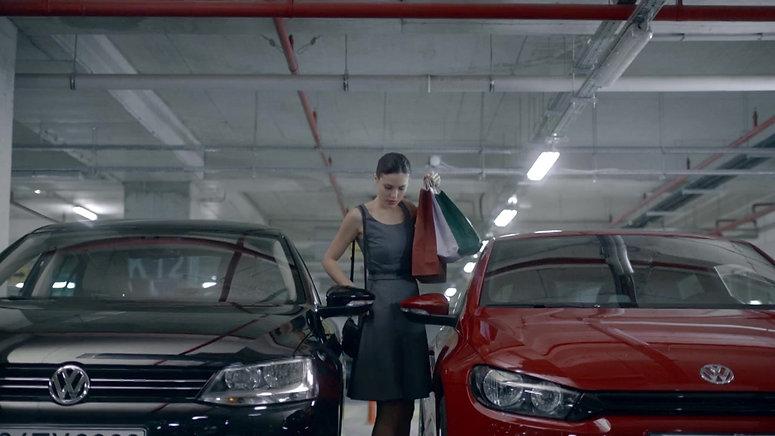 Volkswagen - The gentleman