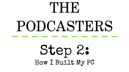 Podcasters Step 2