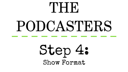Podcasters Step 4
